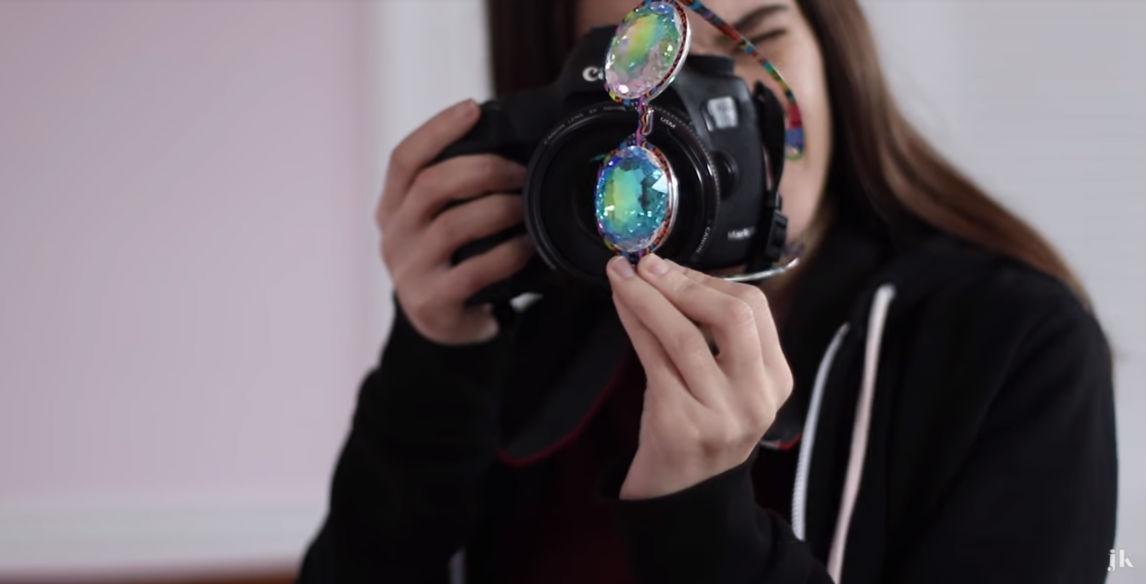 kaleidoscope filter 1 image