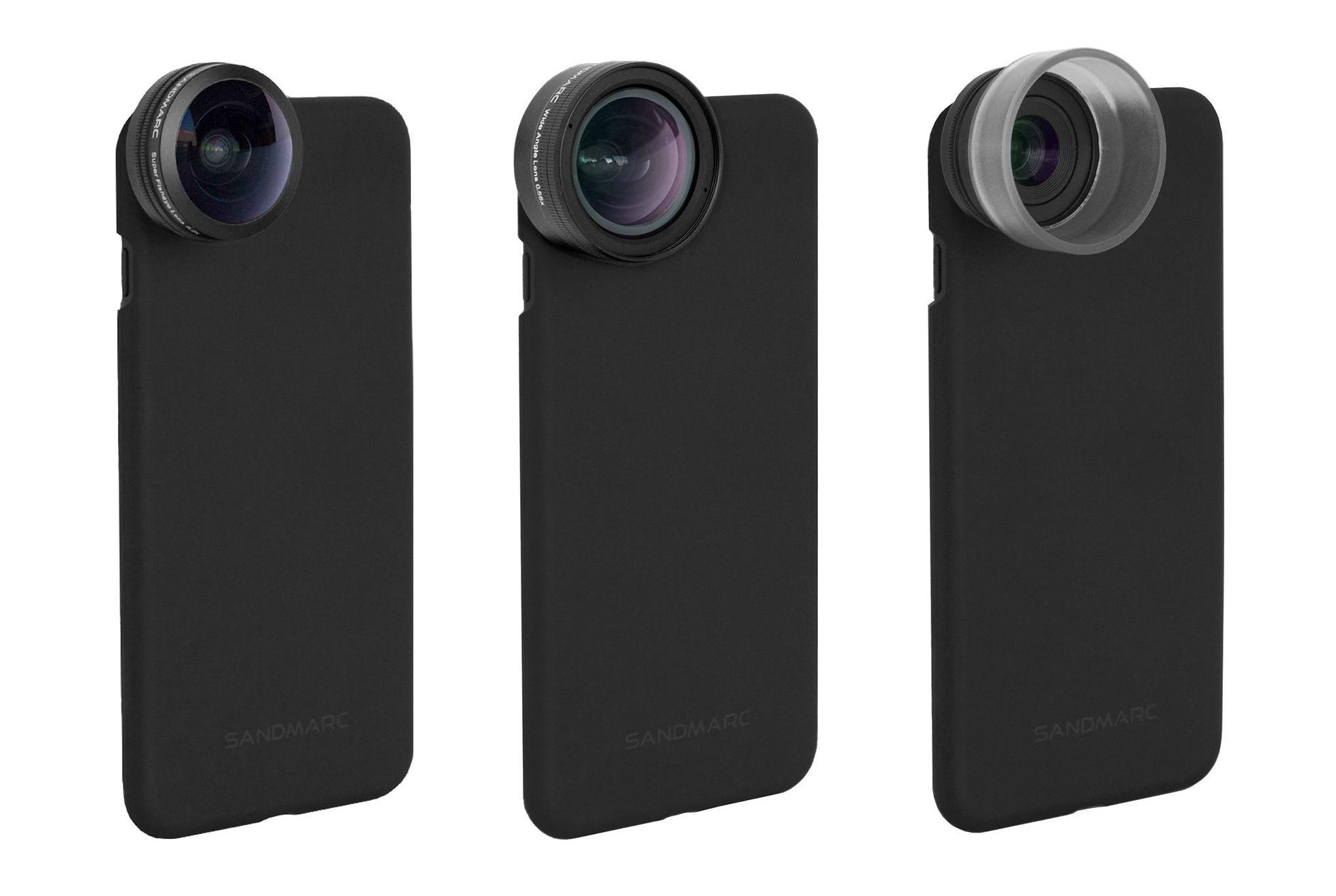 sandmarc iphone lens kit image