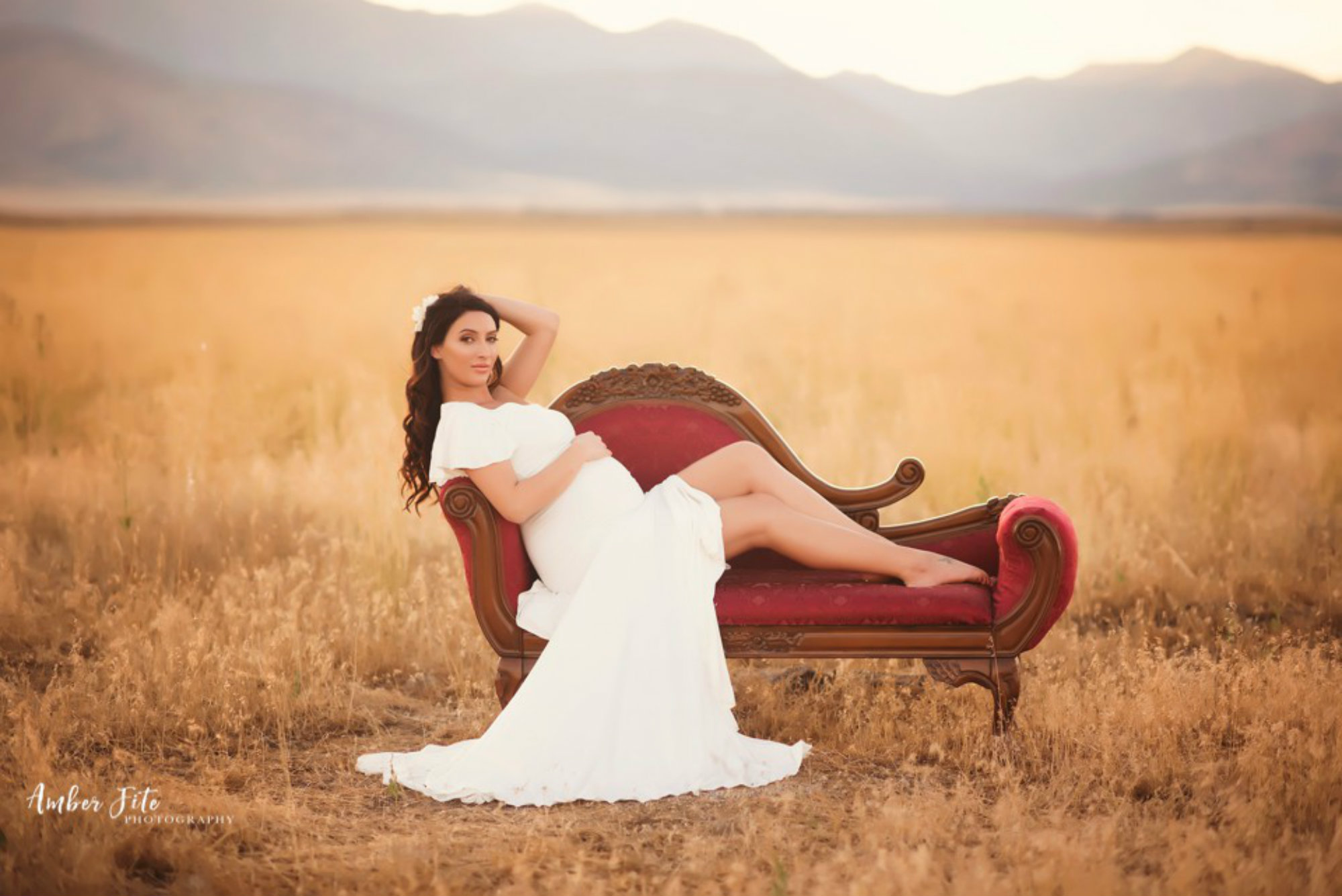 how to take maternity photos amber fite image