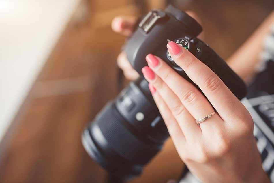 camera lens guide image