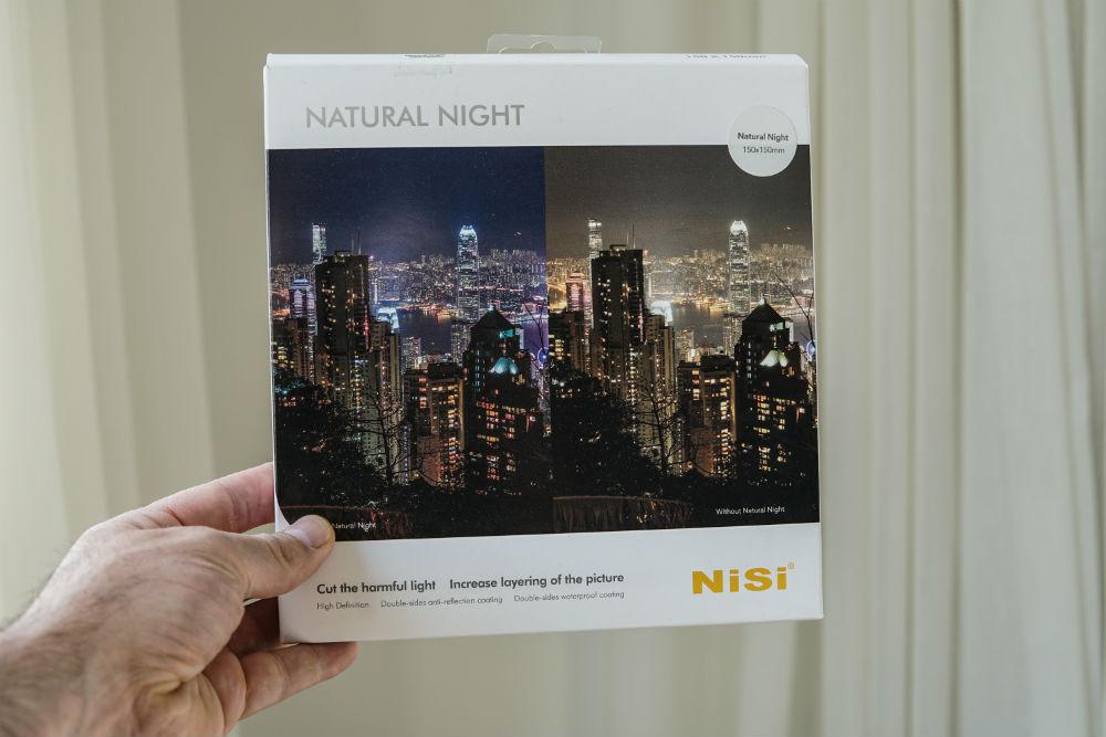 nisi natural night filter kit image