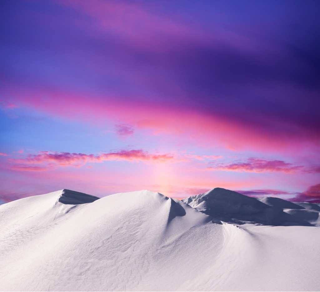sunset in the mountains picture id824327376 image