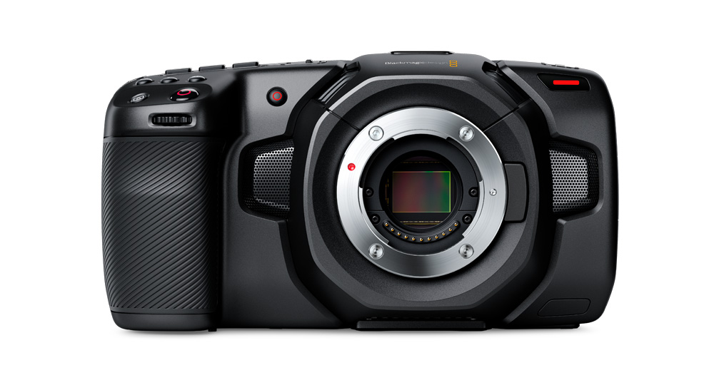 2 blackmagic pocket cinema camera 4k image