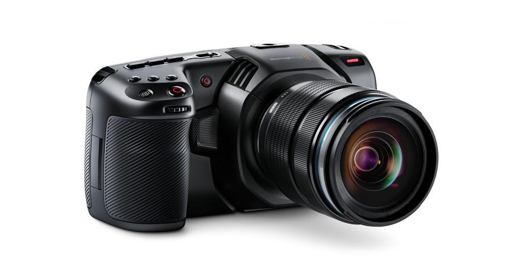 4 blackmagic pocket cinema camera 4k image