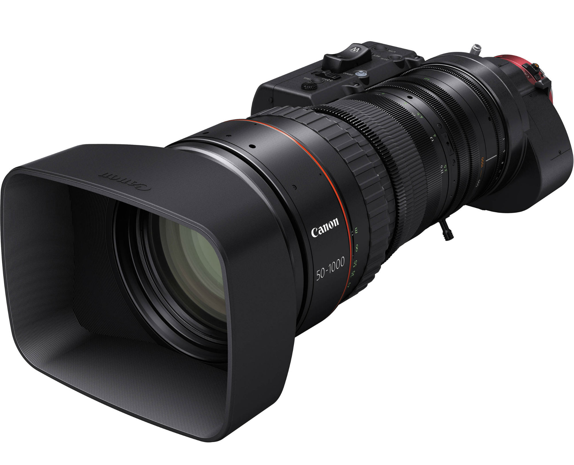Canon Says 'Let's Do It!' and Creates a $70,000 50-1000mm Beast of a Lens