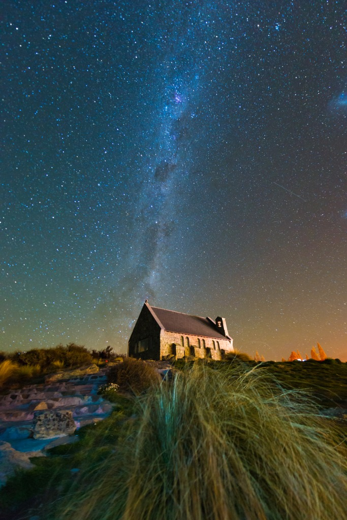 milky way composition tips image