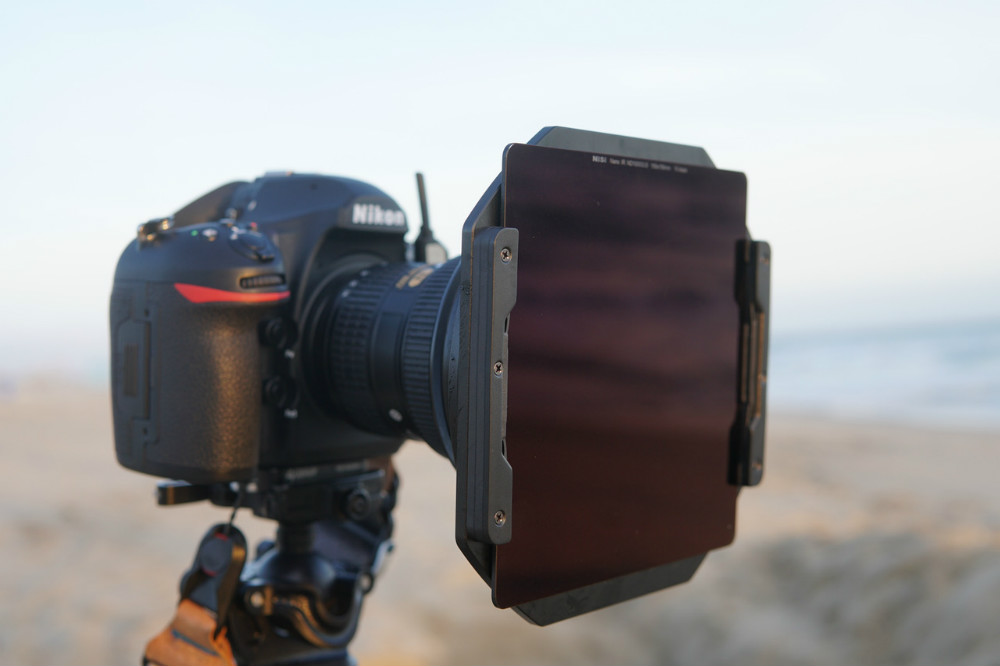 neutral density filter holder image