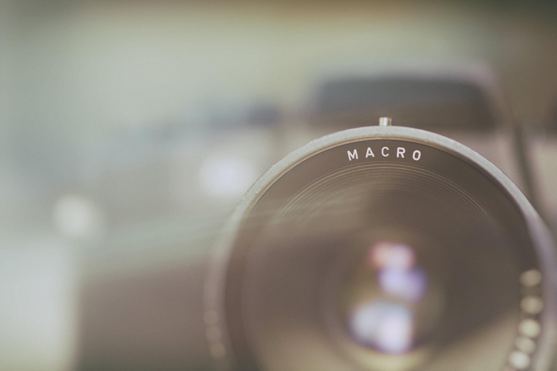 do i need a macro lens image