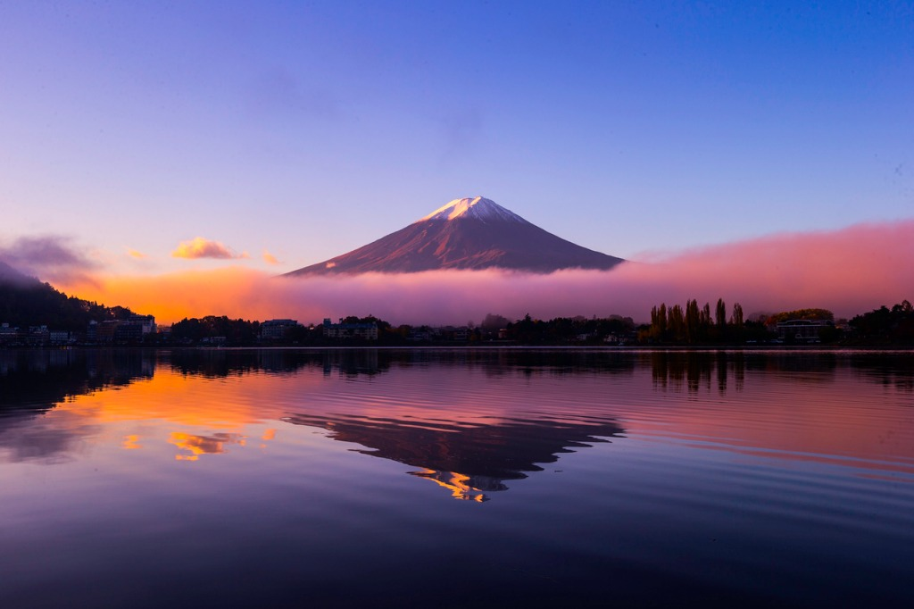 mt fuji japan picture id685220630 image