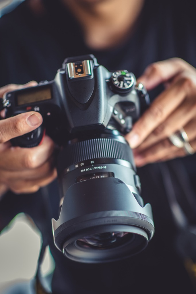 how to be a better photographer image