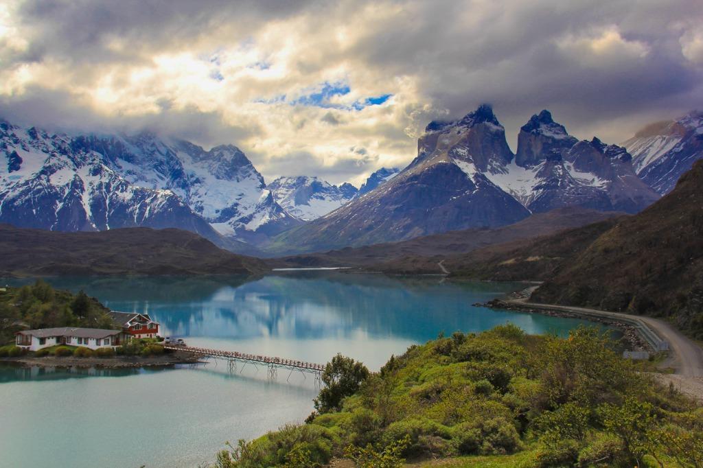 best focal length for landscape image