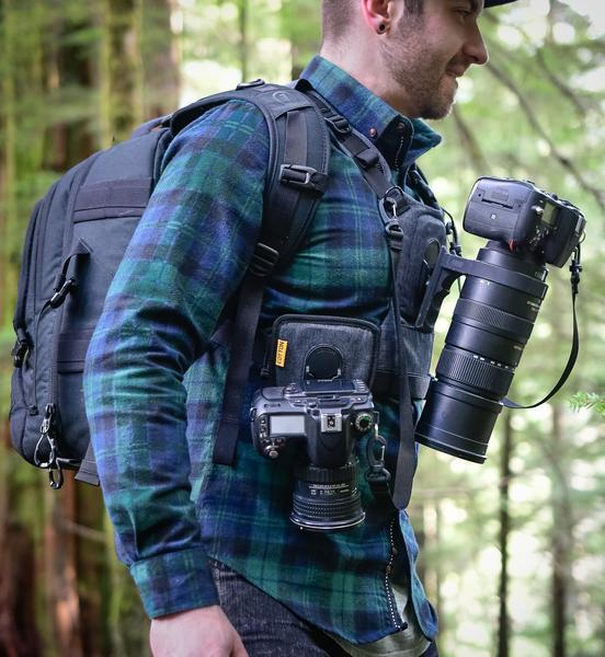 recommended camera harness image