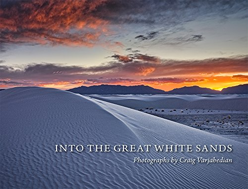 into the great white sands image