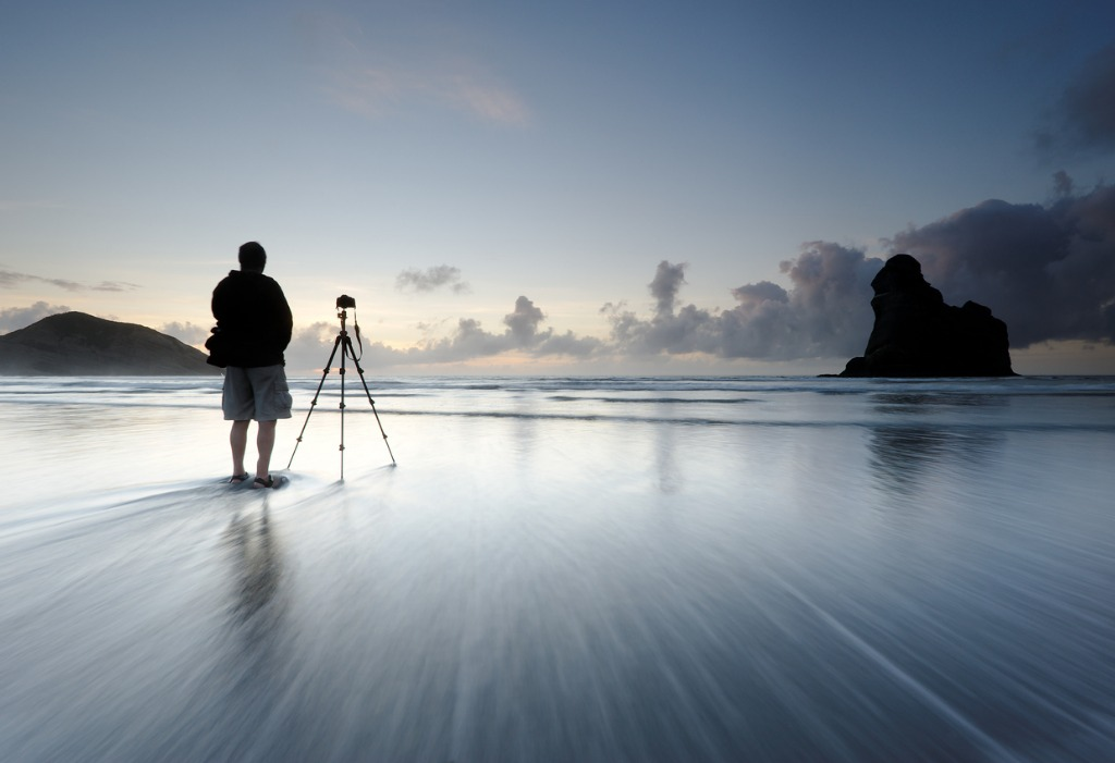 tripod for photography image