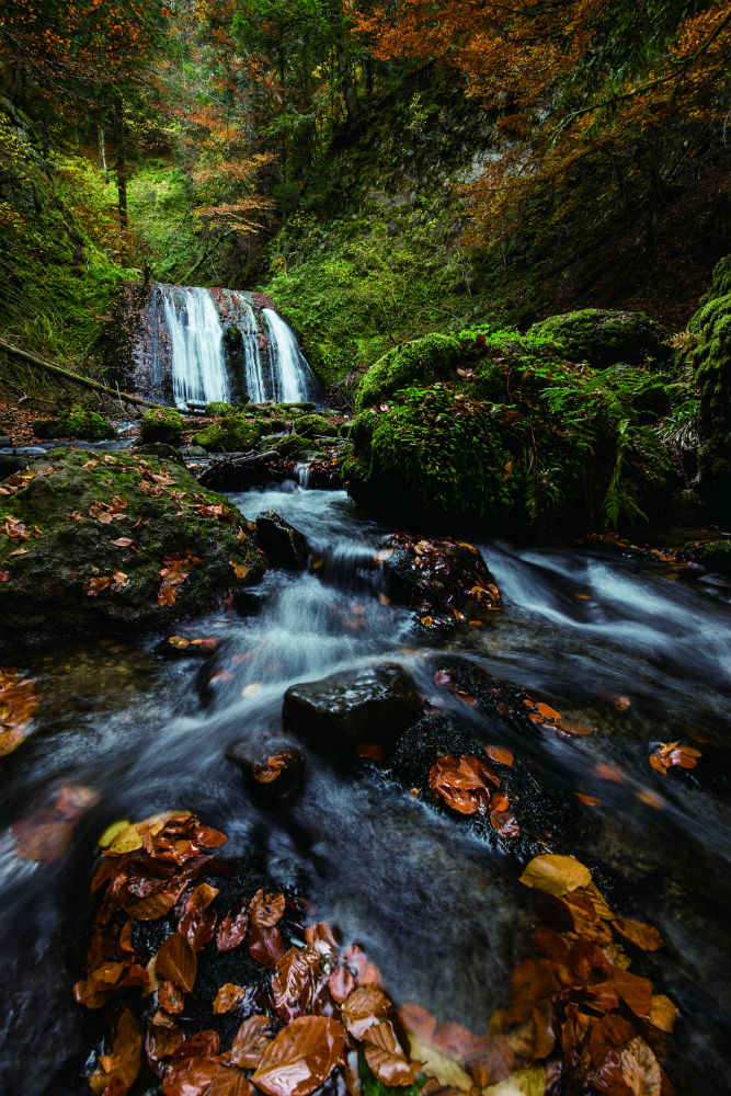 landscape photography gear without polarizer image