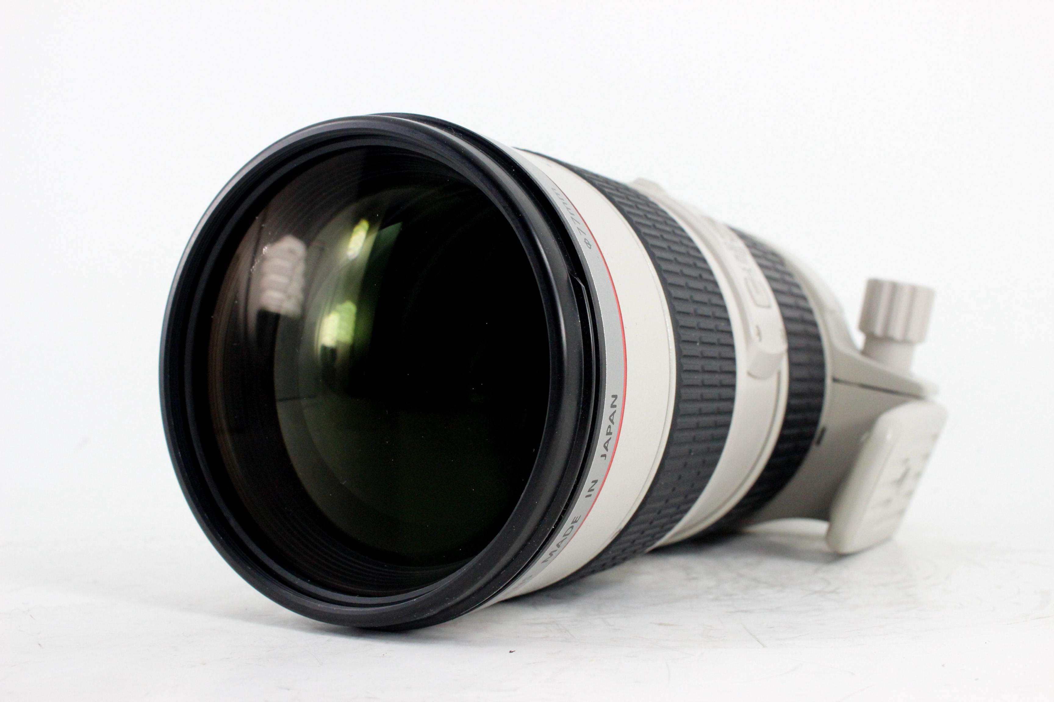 canon 70 200mm image