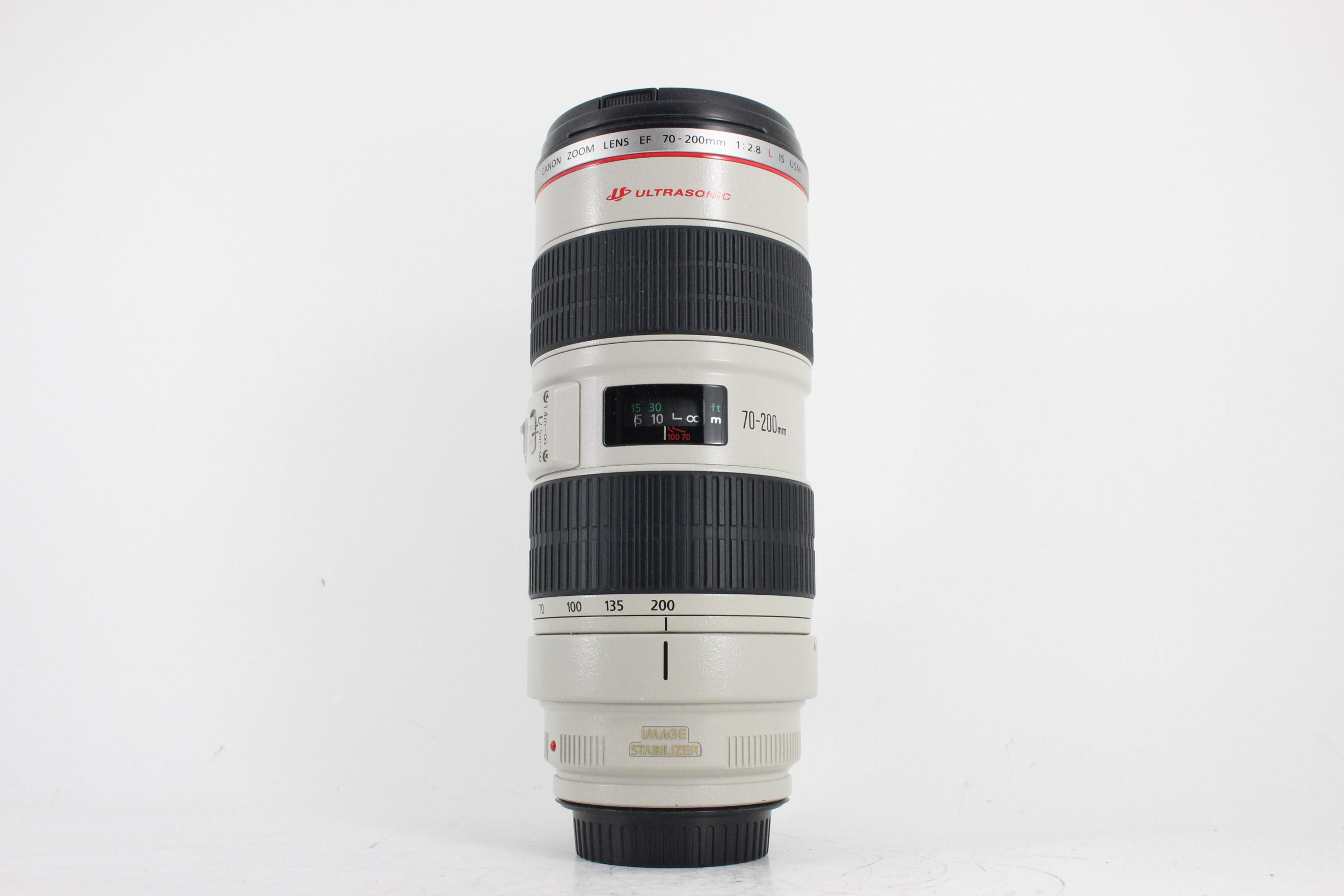canon 70 200mm f2.8l is image