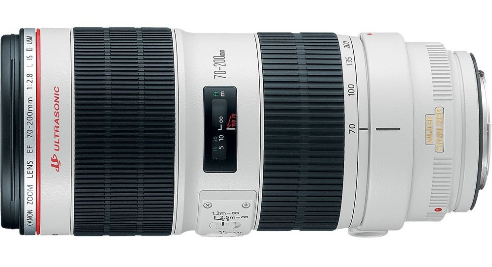 canon 70 200mm f2.8l is II image