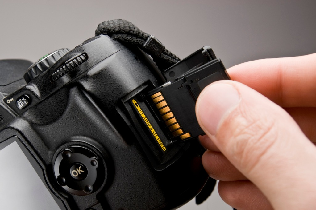 how to use a dslr image