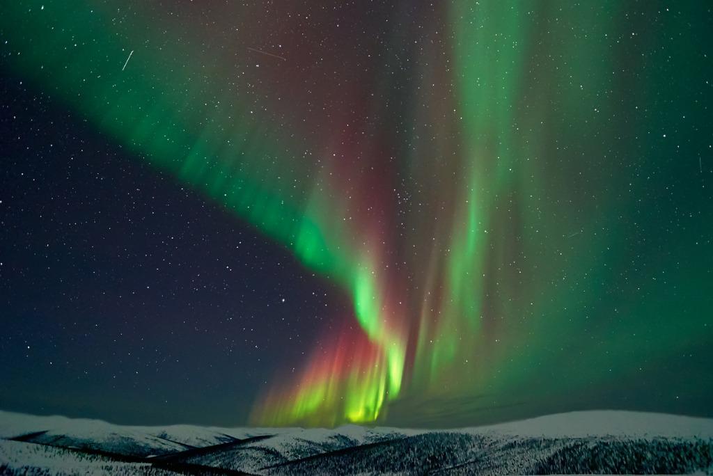 aurora borealis in alaska picture id487516034 image