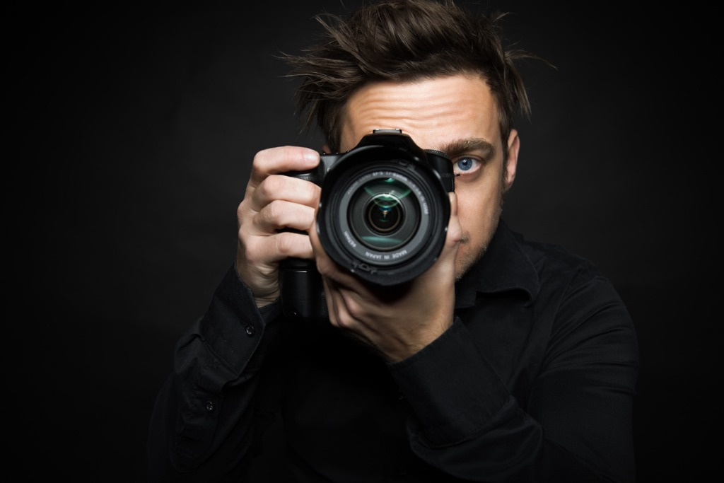 young photographer picture id137458045 image