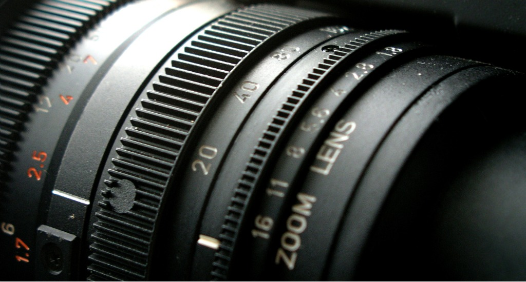 closeup of adjustable camera lens picture id182660948 image