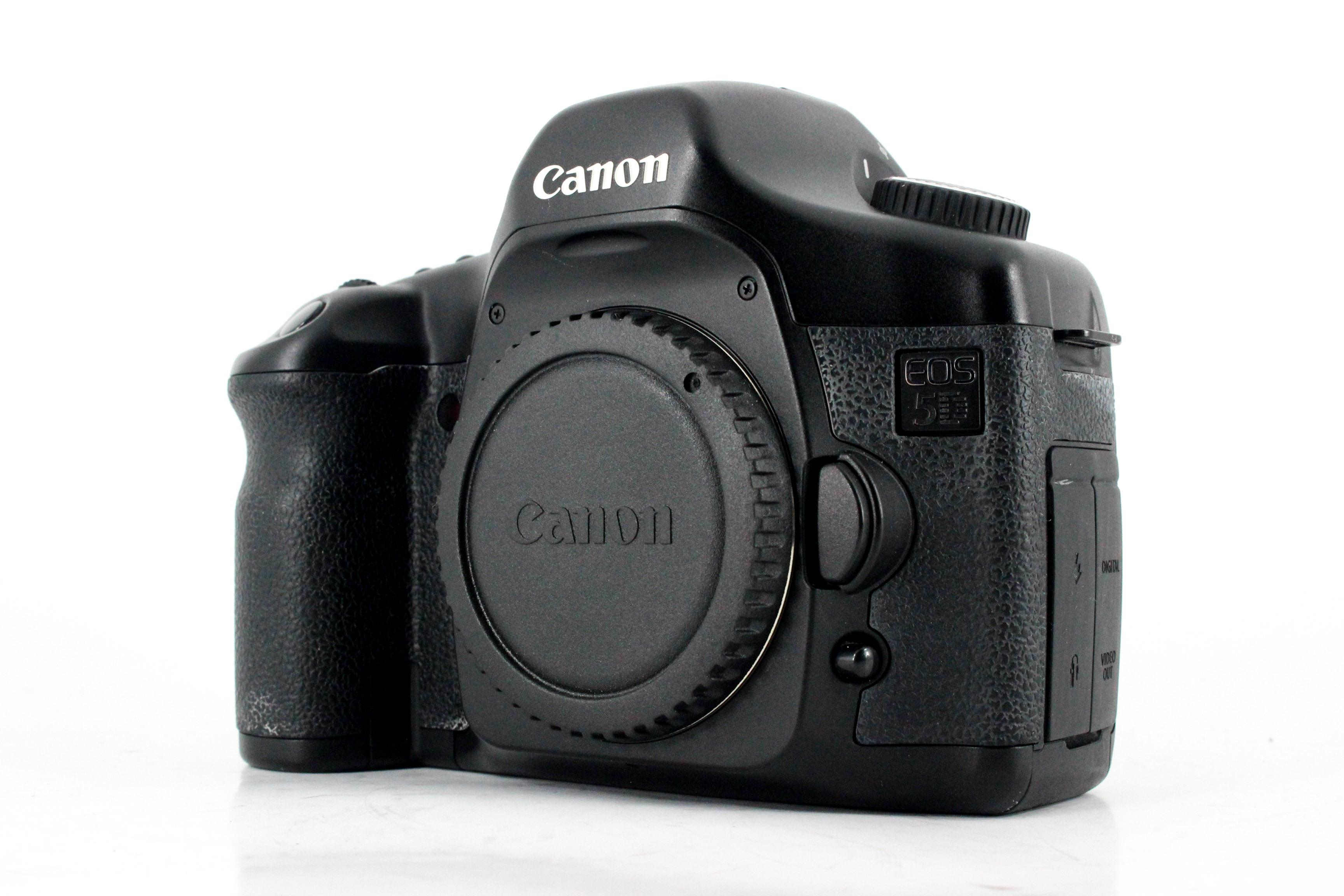 canon 5d front image