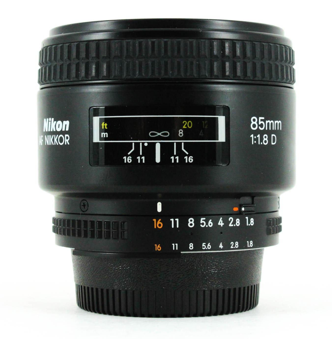 nikon 85mm f1.8 image