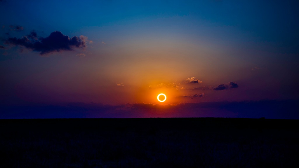 annular eclipse over new mexico may 20 2012 picture id155430884 image
