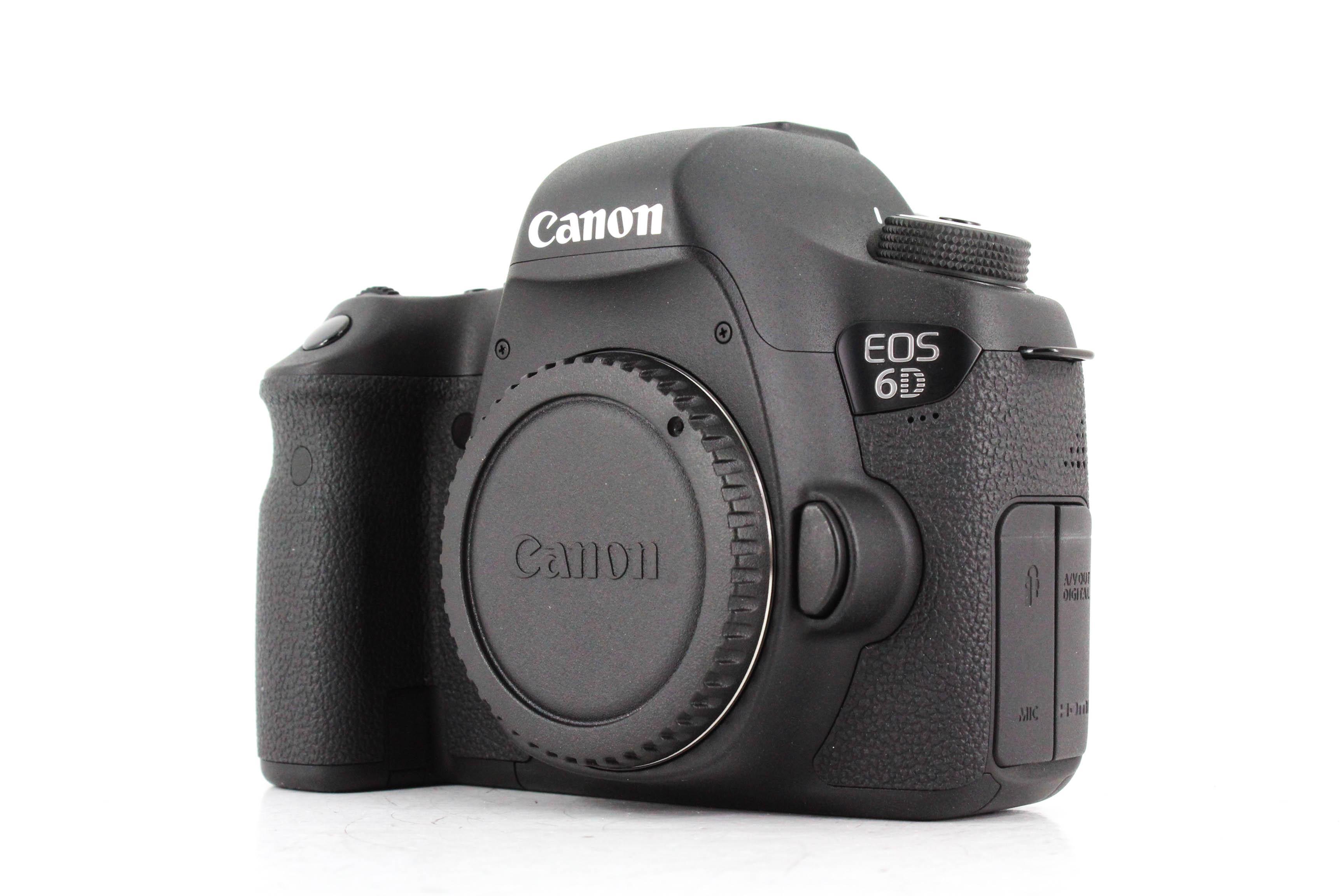 canon eos 6d image