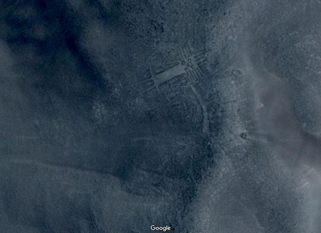 weird google earth pictures image