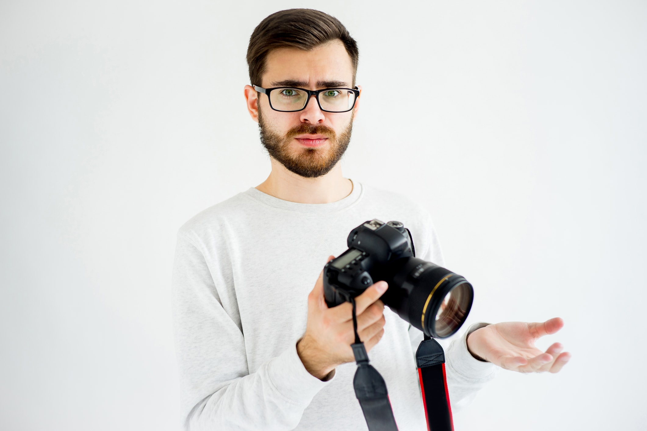 nobody cares about your photography image