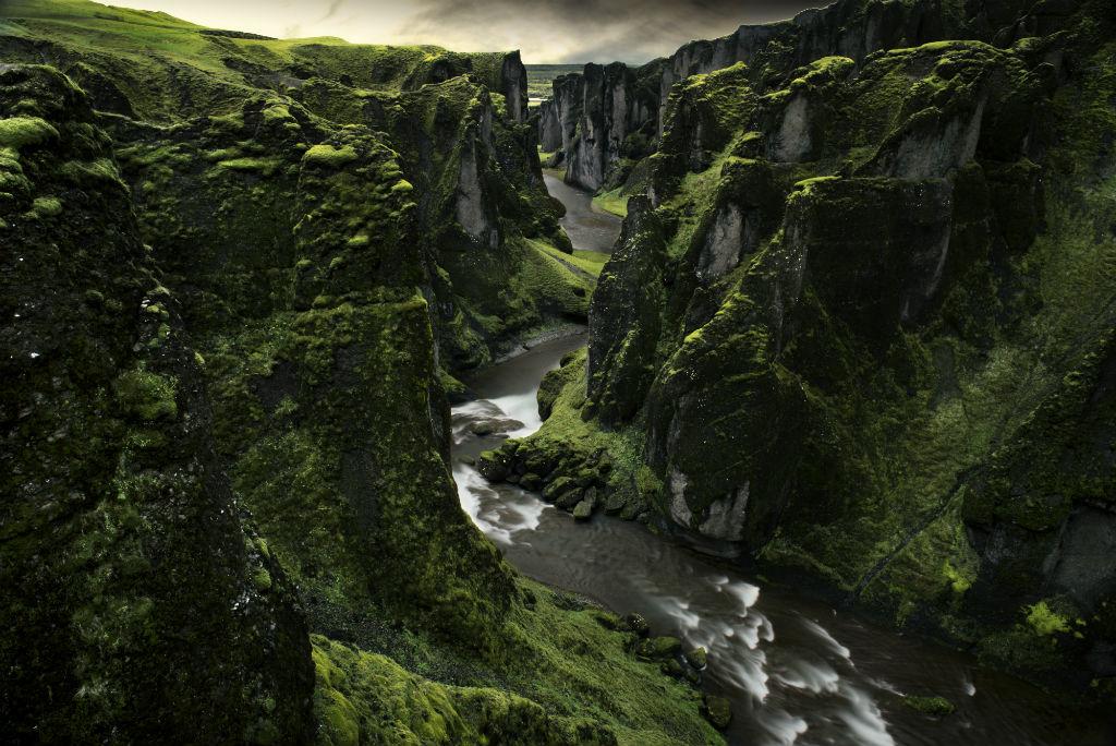 Fjarrgljfur Canyon image