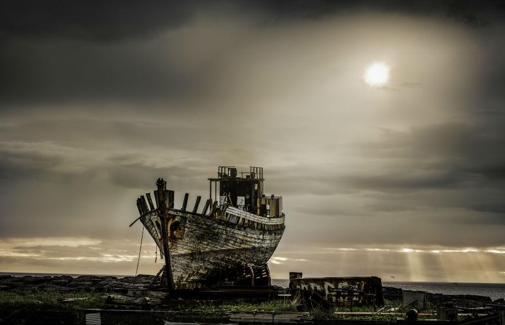 Hfrungur shipwreck image