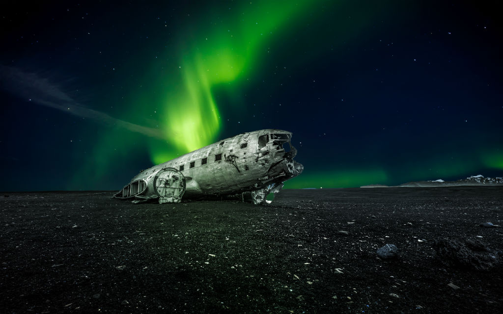 Slheimasandur Plane Wreck image