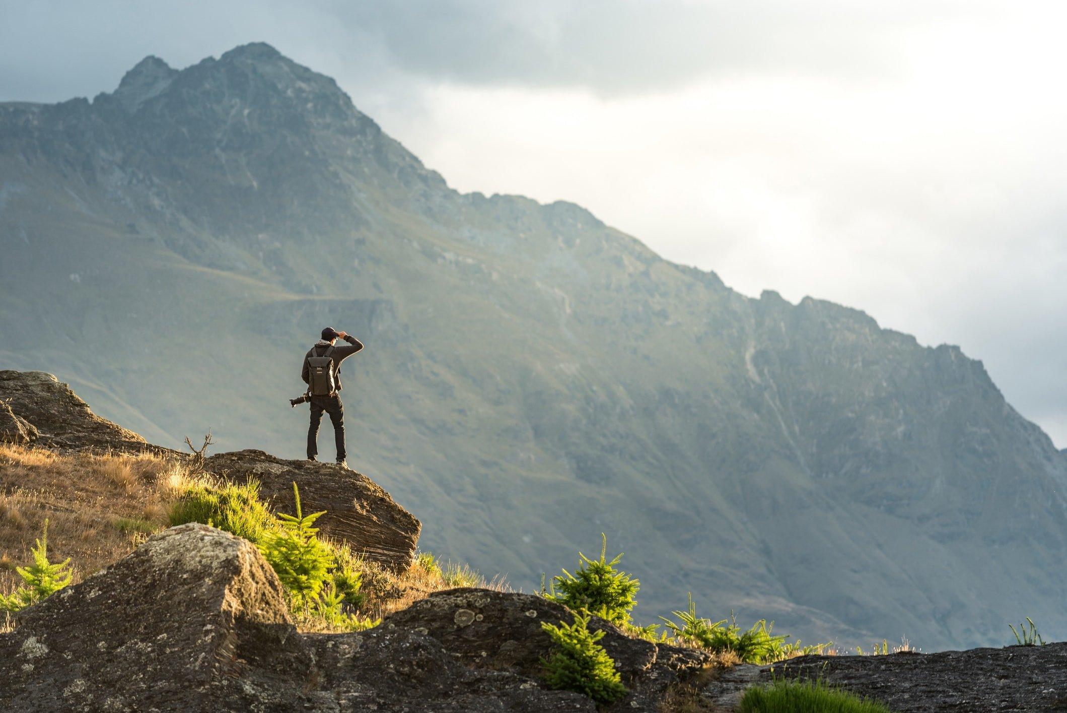 improve your landscape photos