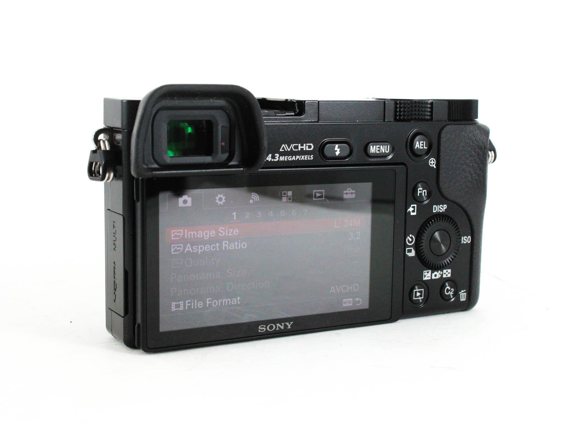 a6000 back image
