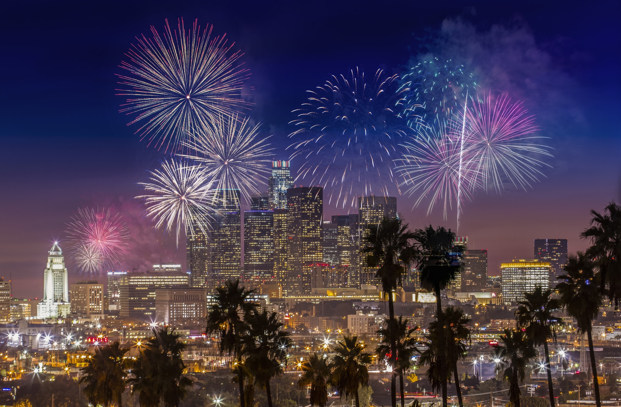 How to Photograph Fireworks in 3 Easy Steps