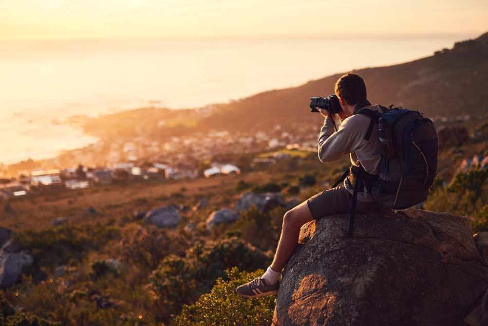 landscape photography camera bag image