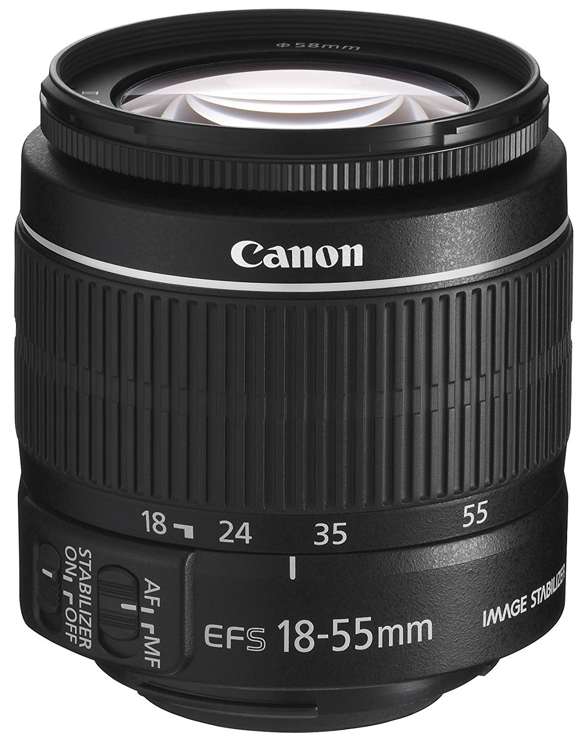 canon 18 55mm image