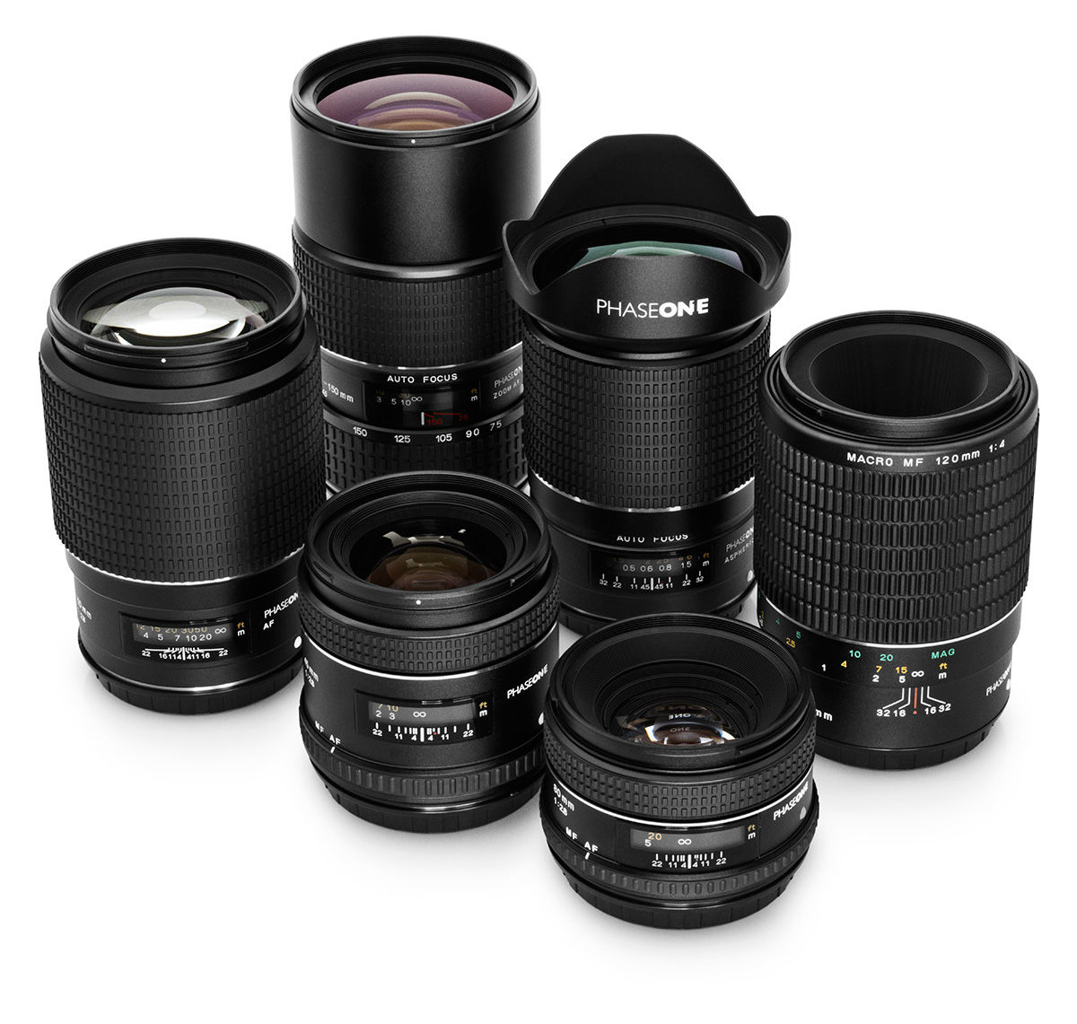 phase one xf camera lenses image