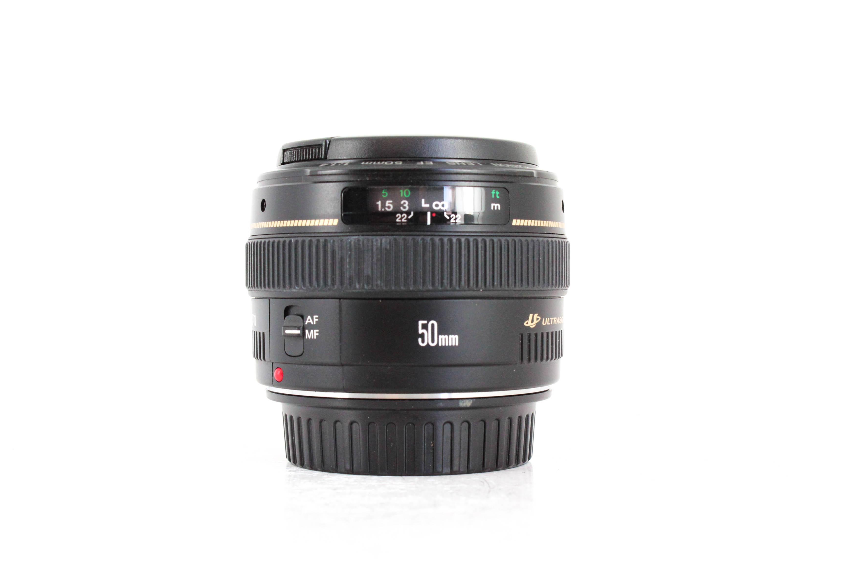 canon 50mm f1.4 image