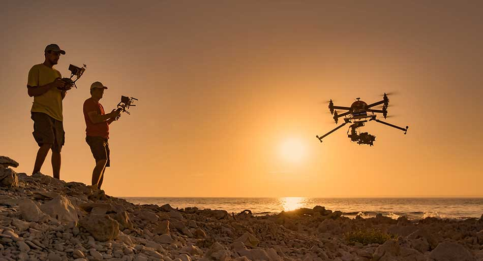 drone photography business image