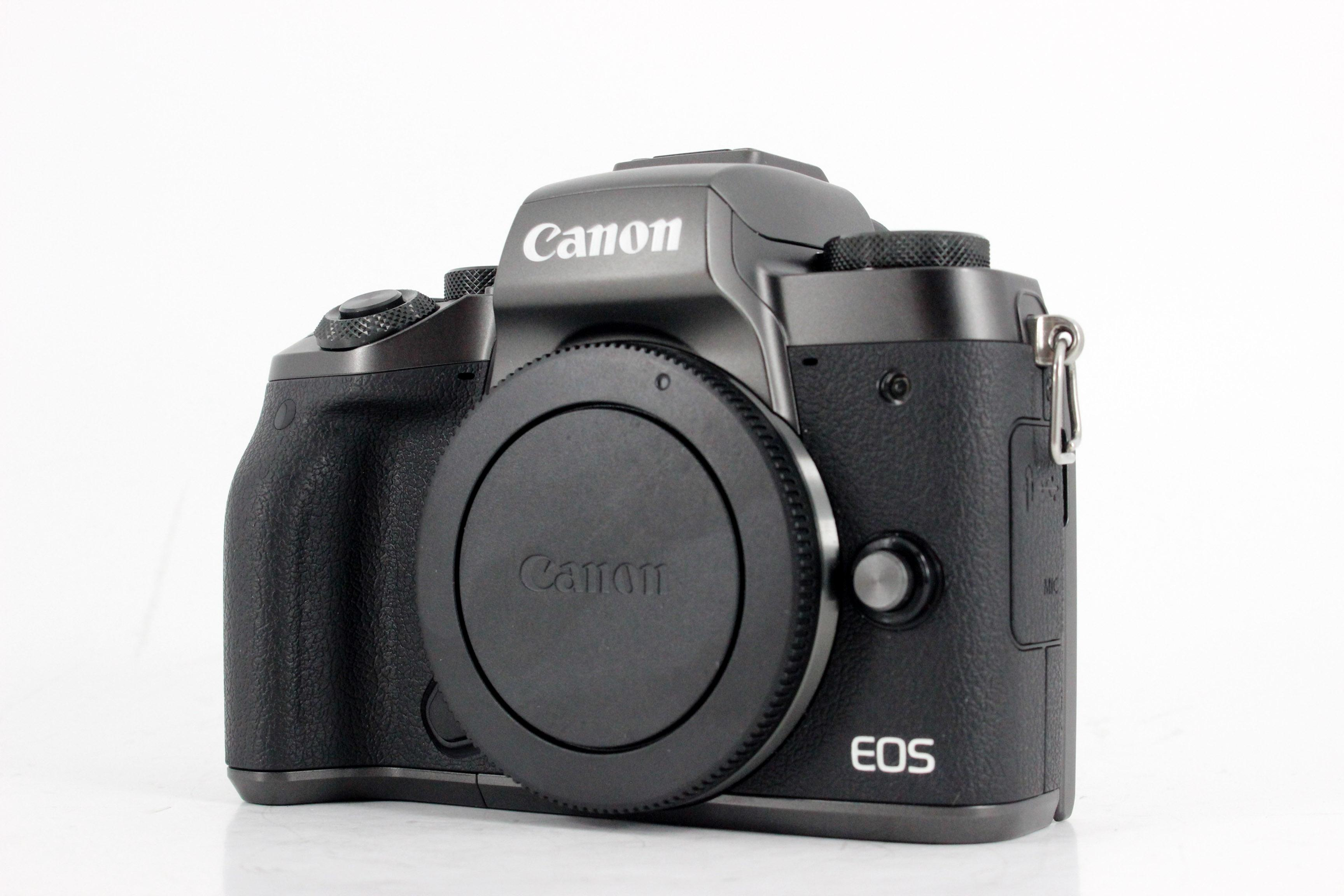 Canon Is Working On Not One But Two Mirrorless Cameras Of A Camera