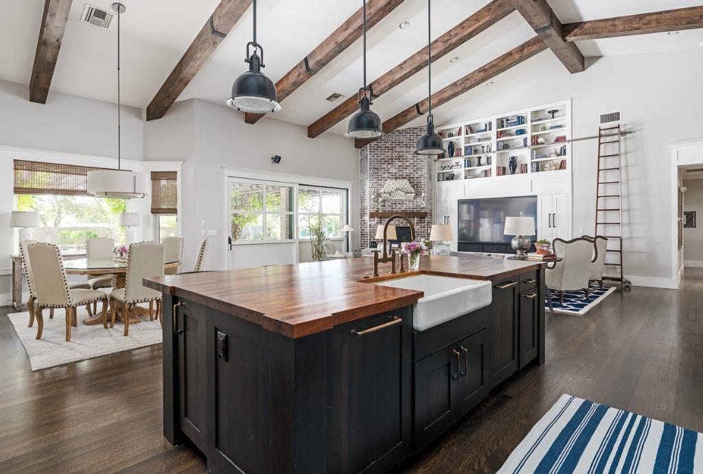 modern kitchen picture id948043788