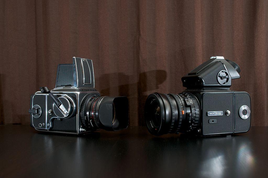Hasselblad 500 CM cameras image