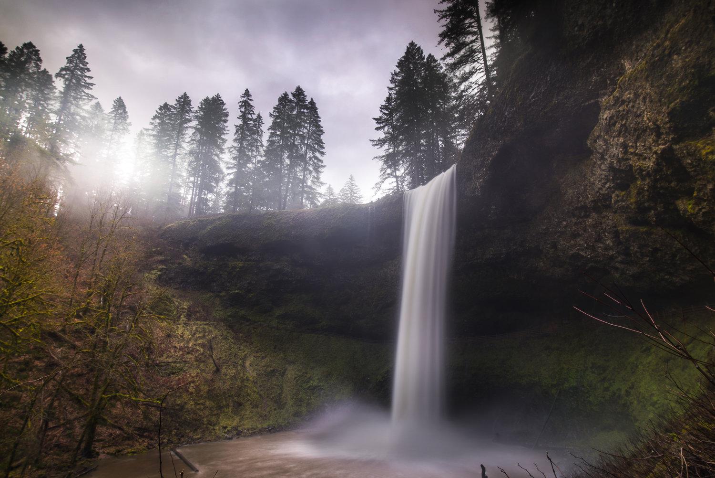 silver falls image