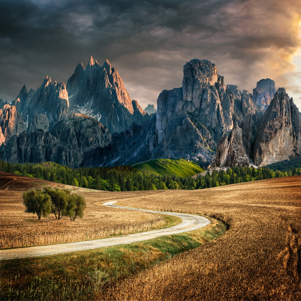 fairytale landscape picture id870755932 image