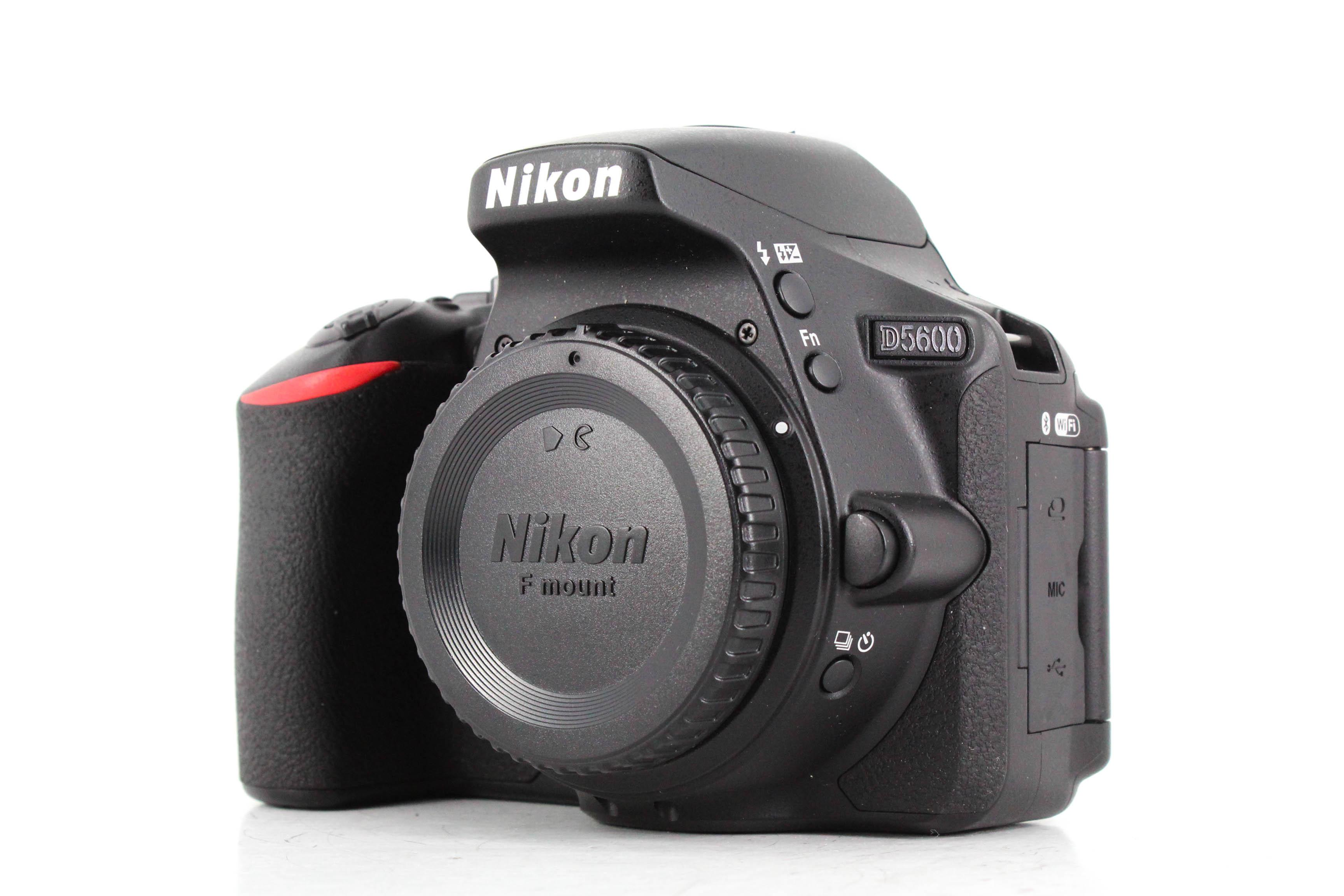 Head to Head: Nikon D5600 vs Canon EOS Rebel T7i