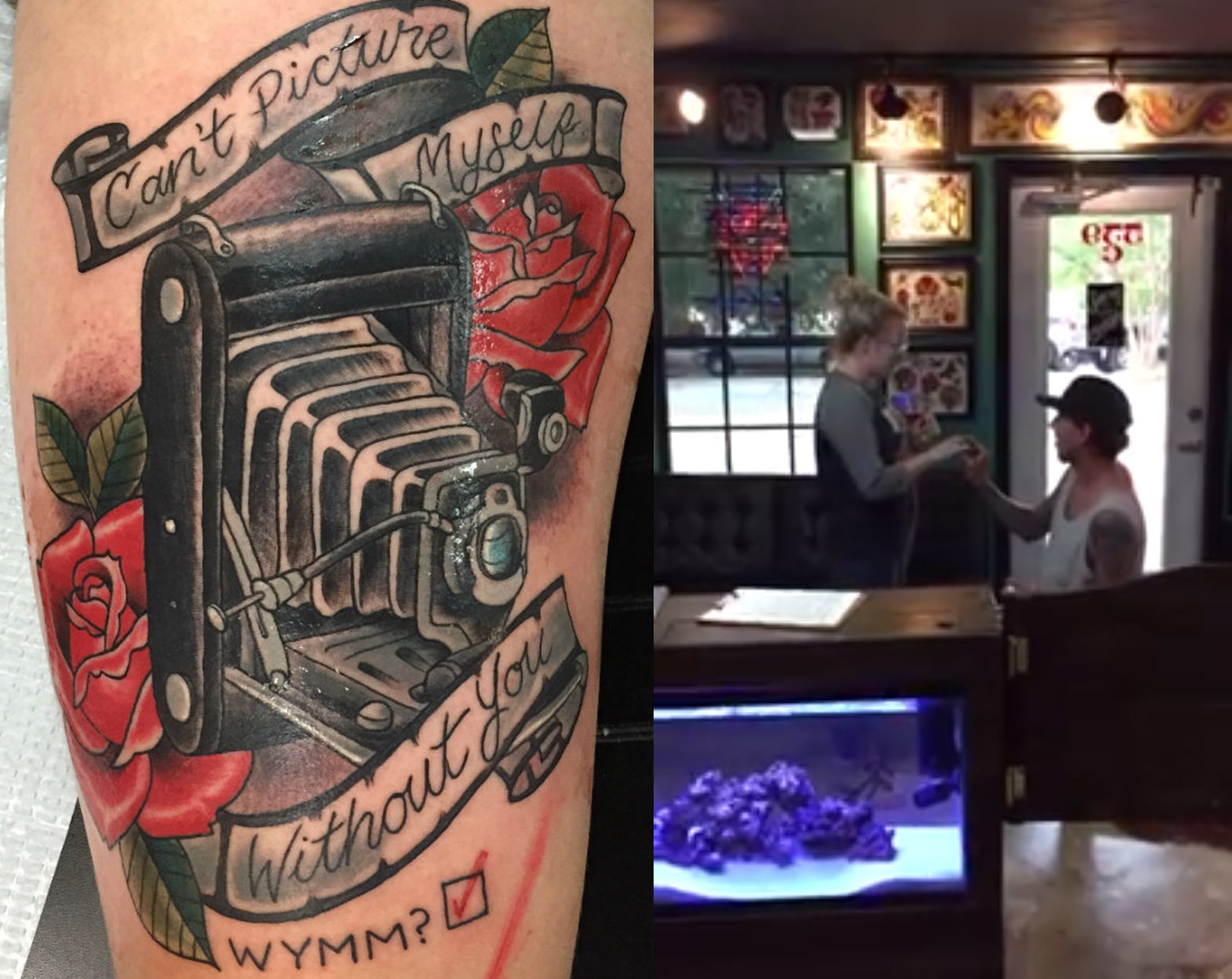 camera tattoo proposal image